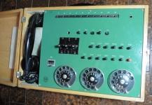 ISPITIVAC TELEFONSKE CENTRALE TESLA